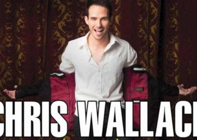 """CHRIS WALLACE """"REMEMBER WHEN"""""""